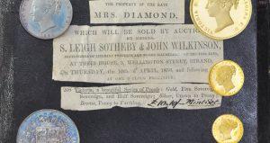 Zestaw monet 1839 Queen Victoria | Ford Warszawa