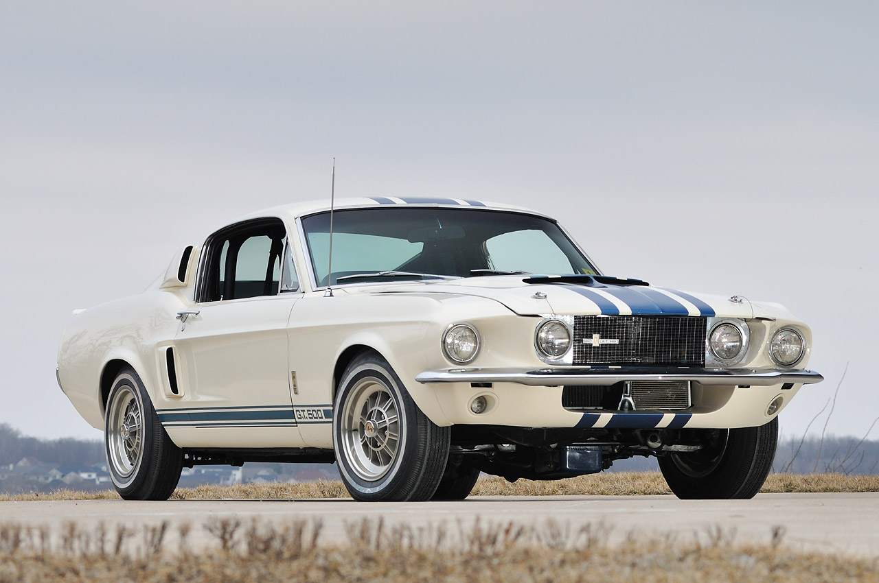1967 Ford Mustang Shelby GT500 Super Snake | Serwis Ford Warszawa Blog