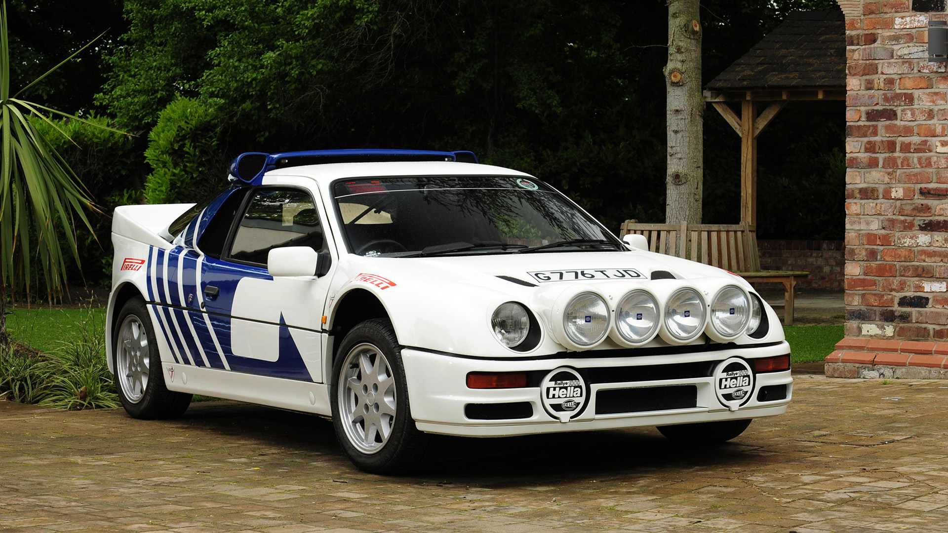 1984 Ford RS200 | Ford Warszawa