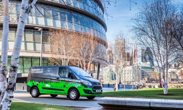Hybrydowy Ford Transit: Plug-In Hybrid