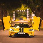 Ford GT, nowa Fiesta – Festiwal Prędkości w Goodwood