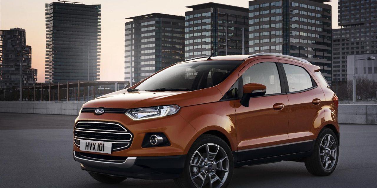 Nowy SUV Ford EcoSport