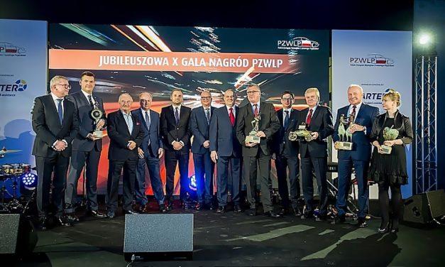 Nagrody PZWLP w 2017 roku wręczone