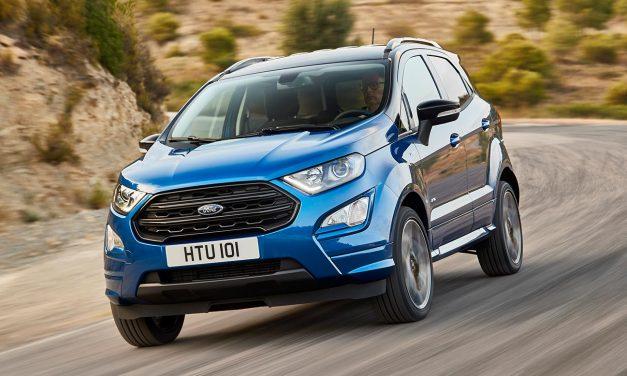 Nowy Ford EcoSport SUV