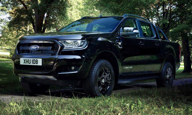 Ford Ranger – Limitowana wersja Black Edition