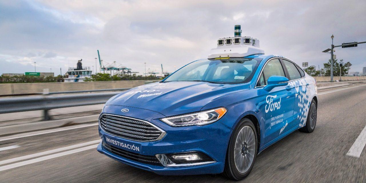 Jedziemy do Miami – samokierujące się samochody Forda