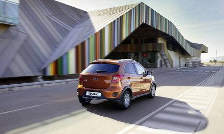Ford KA+ Active Crossover