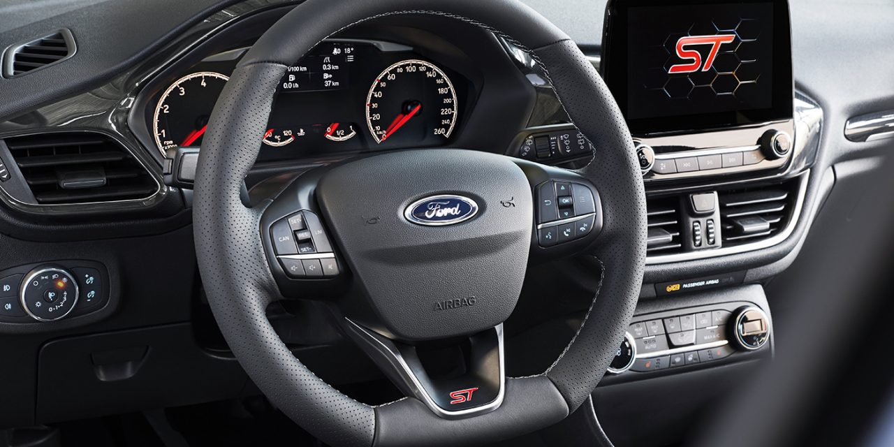 Zupełnie nowy Ford Fiesta ST