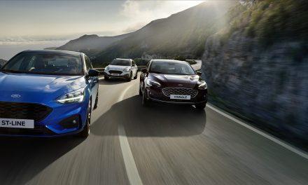 Ford prezentuje całkowicie nowego Focusa