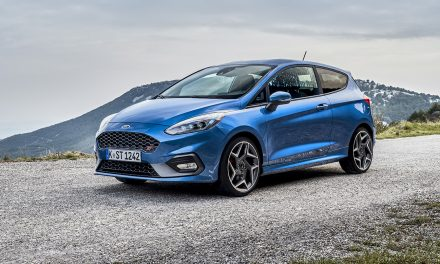 Nowy crossover Ford Fiesta Active
