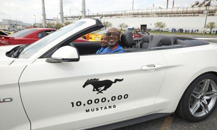 Ford świętuje produkcję 10-milionowego Mustanga